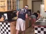 Taking Care Of Injured Stepbrother Turns Into A Family Taboo