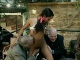 3 Grandpa Fucks 2 Black Girls