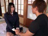 Super Sensitive Schoolgirl Izumi Imamiy Reaching Strong Orgasm