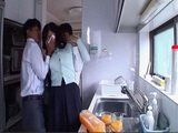 Busty Private Teacher Anri Okita Anzunashi Gets Fucked By Her 3 Students