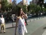 Pregnant Girl Picked From The Street And Taped