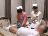 Senior Grandpa Got Full Tekoki Service And More From 2 Sexy Caregivers
