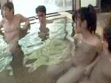 Because Mother Did Not Want Stepfather Decided To Take His Daughter To The Pool To Bathe But He Gets Horny In The Meanti