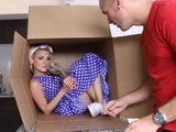 Live Doll Revived When She Touch Big Firm Cock