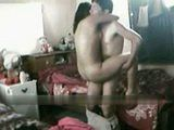 Desi Wife Fucking Her Neighbor In Every Position And Taping It