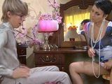 Shy Nerd Boy Gets Educated About Sex By His Hot Milf Stepmom