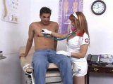 Nasty Nurse Got Some Special Healing Methods
