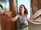 Japanese Wife Erika Shirono Gets Punished For Her Husbands Sins