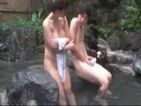 Kind Busty Milf Helps Teenage Boy With His Boner Problem at the Spa