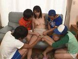Horny Private Milf Teacher Suwon Sana Gave Extra Lesson To Teenage Boys Today