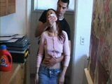 Step Sister Gets Chloroformed and Violated By Step Brother