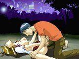 Hentai Coed Teen Schoolgirl Gets Fucked In the Park