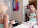 Petite Blonde Teen Had Amazing Fucking With Her Naughty Stepbrother