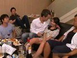 Leaving Japanese Wife Kamiki Mao By Her Husband To Keep His Friends Company Was A Huge MIstake  part 2
