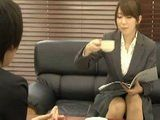 If She Knew What Will About To Happen After She Drinks Coffee Poor Secretary Would Never Apply To This Job