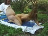 Horny Lovers Turned Picnic Into A Passionate Sex