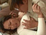Busty Mother Kazama Yumi Mistreated By Her Stepson