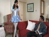 Daddys Litlle Girl Surpise Her Stepfather Dressed Like A Princess