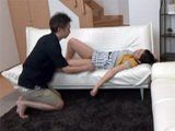 Drunk Unconscious Woman Brutal Fucked By Her Horny Neighbor