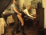 Piano Tutor Giving Extra Lessons