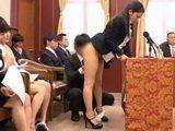 Japanese City Hall Female Members Gets Abused While Debating