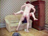 Houseworking Mother In Law Gets Fucked By Horny Son In Law While Her Daughter In Away