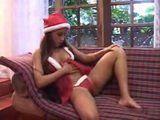 Brazil Christmas Celebrates With Hard Anal Fucking