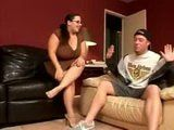 Young Neighbor Will Do What Ever Busty Lady Wants 3x