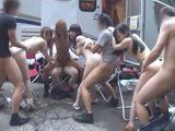Summer Picnic With Friends Turns Into Wild Orgy