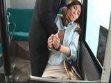 Bus Maniac Was Waitting For Poor Girl To Fall Asleep So He Could Tie Her Up And Fuck Against Her Will