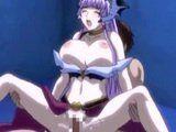Bigboobs hentai Princess hot riding cock