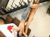 Showing No Mercy With Helpless Teen Girl