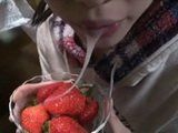 Japanese Teens Uses Cum For a Food