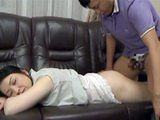 Massaging His Stepmother Horny Son Try Something Risky