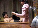 Japanese Mom Fuck Boy After Massage
