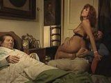 Milf Daughter Simona Valli Fucks Lawyer In Front Of Her Dying Mother