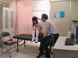 Terrified Schoolgirl Finds Comfort At School Doctor Yume Kana