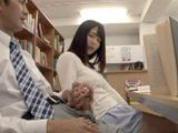 Fucking With A Stranger In Public Library Was Deepest Sexual Fantasy Of Nerdy Student