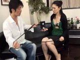 Japanese Wife Gets Prperly Punished For Destroying Her Sextape With Her Neighbor