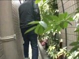 Japanese Wife Attacked Outside of her House