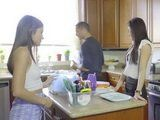 Filthy Stepmom Seducing Her Stepdaughter Bf