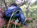 Desi Girl Cheating On Her Hubby Outdoor Thinking Nobody Will See Her