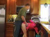 Gullible Stepdaughter Did Not Understand Stepfathers Dirty Intention