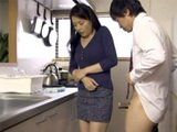 Milf Housewife Having Bad Moments With Daughters Pushy Boyfriend