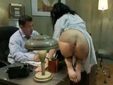Doctor In Mental Institution Having Big Troubles With Cock Hungry Milf Patient