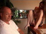 Persistent Stepdaughter Will Not Stop Teasing Until Stepdad Fucks Her Wet Pussy