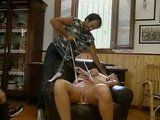 Resentful Father And Son Unwillingly Fuck Poor New Fathers Wife