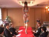 Instead Of Hireing Real Model Secretary Must Wear All Bikini To Show To Potential Buyers Mimi Saotome