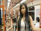 Hot Teen Naughty In Public