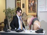 Sensual Staci Carr Explores her Intense Sexual Desire in the Office